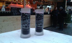 Glühwein Schadowplatz