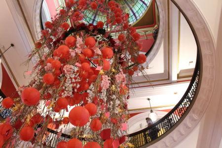 Chinese versiering