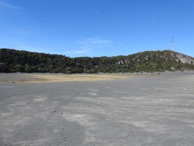 Kaal landschap