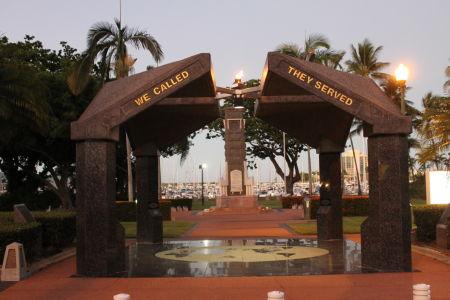 Gedenkplein Townsville