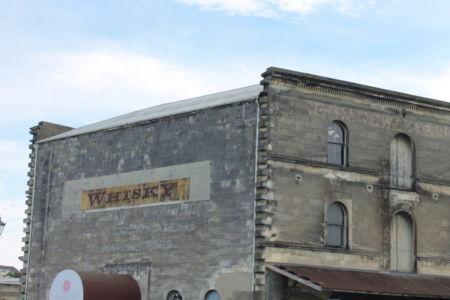 Historische whisky fabriek in Oamaru