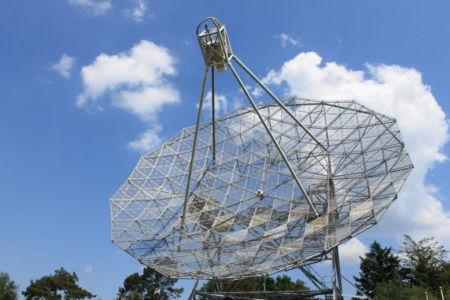 Dwingeloosche Radiotelescoop