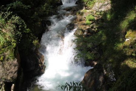 Günstner Wasserfall