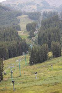 Skilift Lake Louise Mountain Resort
