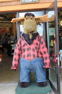 Supermarkt in Jasper