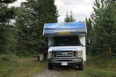 Camping Illecewaut, Mount Glacier Park