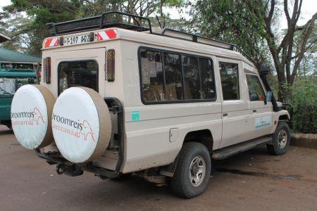 Onze safariauto
