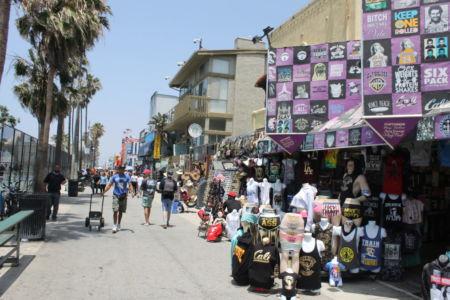 Venice Boulevard