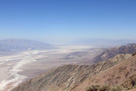 Uitzicht vanaf Dante's View