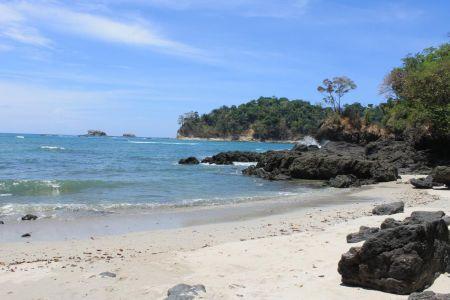 Strand in Manuel Antonio
