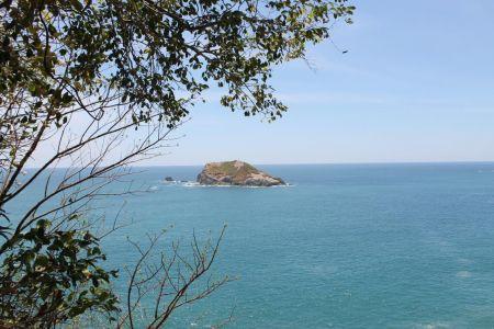 Prachtig uitzicht in Manuel Antonio