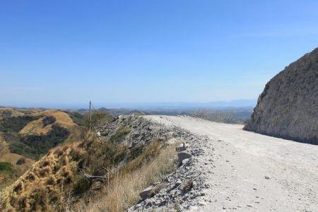 De wegen rondom Monteverde zijn niet overal even goed