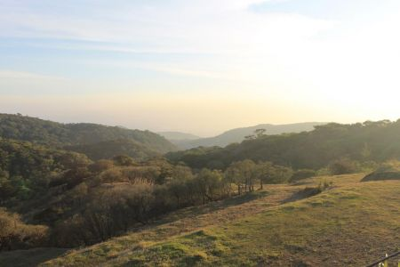 Prachtige uitzichten in het dorpje Monteverde
