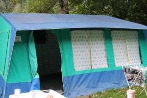 Tent Vacansoleil