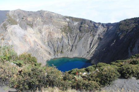 Het kratermeer
