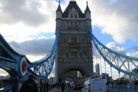 Op The Tower Bridge