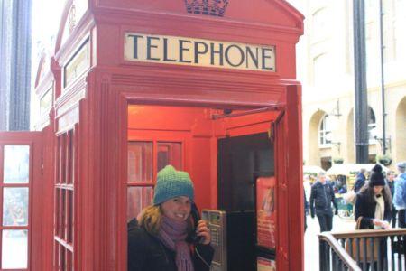 Telephone!