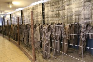 Kleding Auschwitz