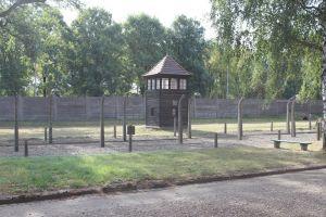 Uitkijktoren Auschwitz