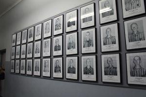 Foto's gevangen Auschwitz