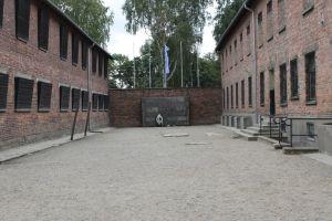 Executieplein Auschwitz