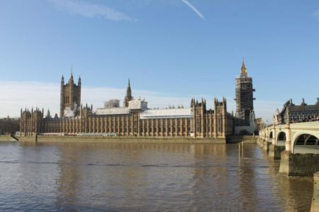 The Big Ben and Houses of Parliament