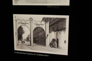 Poort joodse wijk Kazimier