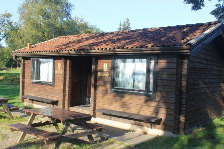 Onze Stuga op Urshult camping