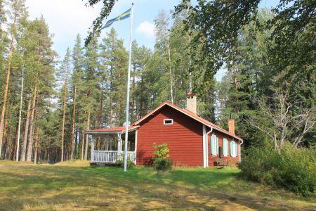 Het huis van Albert Viksten