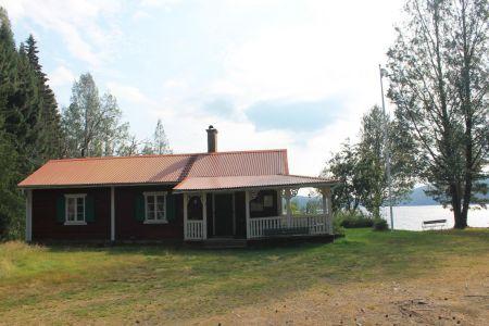 Het voormalig huis van Albert Viksten