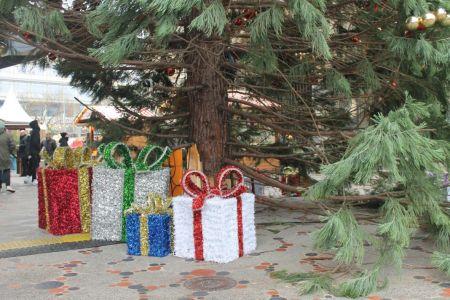 Pakjes onder de boom