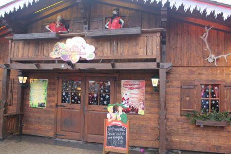 Das Partyhaus vom Nikolaus