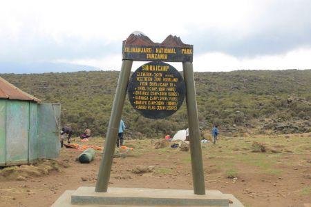 Shira I, 3610 m