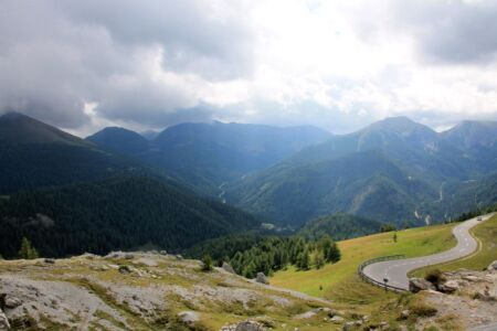 De mooiste alpenweg