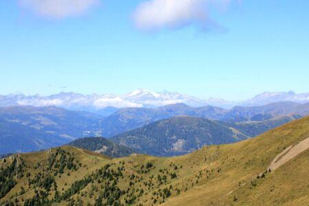 Zoveel bergen, het gaat maar door