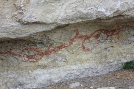 Maori rotstekeningen