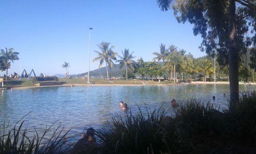 Lagoon Airlie Beach
