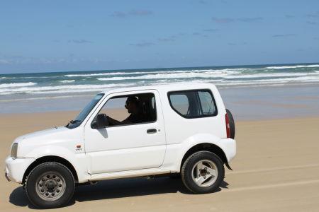 Onze 4WD Suzuki Jimny