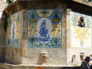 Saint Anne Fontain