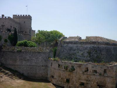 Oude stad Rhodos