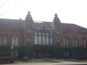 Koninklijke Bibliotheek (oude gebou)