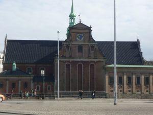 Holmen kerk