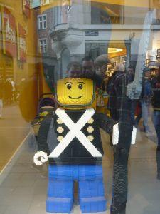 LEGO wacht